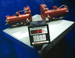 Type 252 Emission Monitor with Receiver & Transmitter Units (Opacity, Optical Density & Particulate)